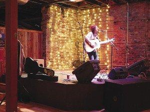 Singer-songwriter Aurora Baer plays at Red Herring Lounge.