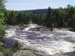 Minnesota Waterfalls: Glen Avon Falls