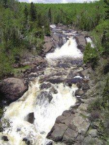 Minnesota Waterfalls: Beaver Falls