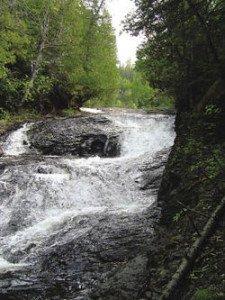 Minnesota Waterfalls: Hidden Falls