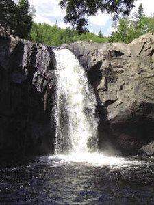 Minnesota Waterfalls: Illgen Falls
