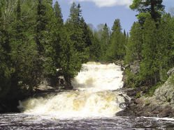 Minnesota Waterfalls: Cascades of the Manitou River