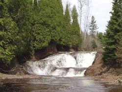 Minnesota Waterfalls: Waterfalls of the Split Rock River
