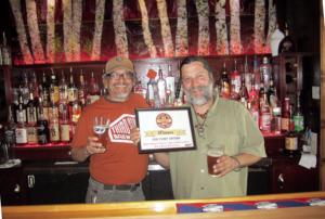 Gun Flint Tavern is the 2015 winner for multiple categories. |FILE