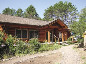 Sugarloaf Cove Nature Center welcomes visitors. | ERIN ALTEMUS