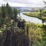 Crossing the Boundary Waters, One Step at a Time