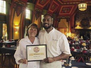 Naniboujou won for Best Soups.