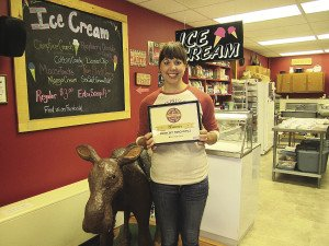 The Best Sweets award goes to the Gunflint Mercantile.
