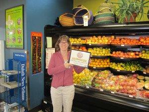 Best Vegetarian award.