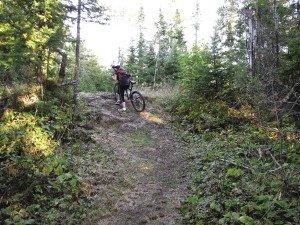 Umm, this is a bike trail? | MATTHEW SCHMIDT