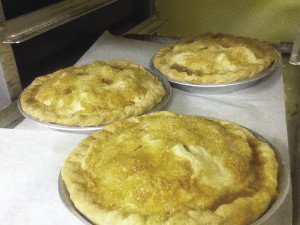 Elfvin's Bakery in Grand Marais in new to the pie scene.  Submitted