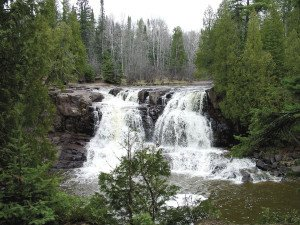 Gooseberry Falls located near Two Harbors provides stunning views.   SUBMITTED
