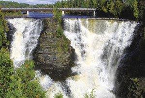 Kakabeka Falls on the Kaministiquia River. | GARY WALLINGA