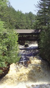 Minnesota Waterfalls in Amnicon State Park. | GARY WALLINGA