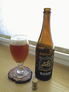 Or De Belgique by Blacklist Brewing Company. | ERIC CHANDLER