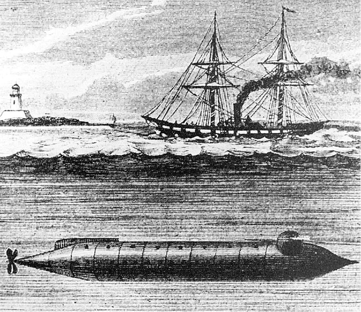 Submarines in Lake Superior or the Great Lakes? | Northern