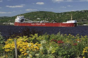 Canadian Steamship Lines in Thunder Bay. | PAUL SCINOCCA