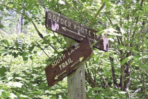 The South Lake Trail is an easy trip in the mid-Gunflint Trail region.  | MAGGIE FRIEDRICHS