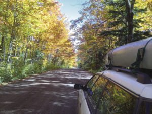 The 600 Road starts on the Sawbill Trail near Tofte and offers beautiful colors in the fall. | MAREN WEBB