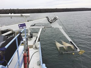The 107 foot research vessel Kiyi helps researchers study herring in Lake Superior. | U.S. GEOLOGICAL SURVEY'S LAKE SUPERIOR BIOLOGICAL STATION