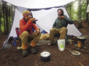 On Sept. 23, 2015, Dave and Amy Freeman began a yearlong adventure in the Boundary Waters.