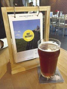 Canal Park Brewing Company: Nut Hatchet Brown. | ERIC CHANDLER