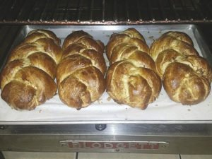 Cardamom bread from Louise's Place. | SUBMITTED