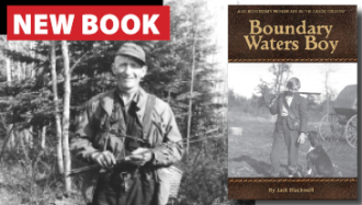 After his father died, seventeen-year-old Jack Blackwell joined his grandfather, Alec Boostrom on his trapline in northern Minnesota's canoe country wilderness. Boostrom told his grandson stories about the past. Arriving on the steamship America at the Lake Superior village of Hovland in 1914, 14-year-old Boostrom embarked upon a life of wilderness adventure. From setting boundary markers along the Canadian border to outlaw beaver trapping, he found ways to make a living from the land. With a keen memory supported by years of historical research, Blackwell tells his grandfather's story and illuminates a way of life in a remote northern wilderness.