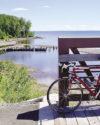 Annual Ride celebratesGitchi-Gami Trail growth