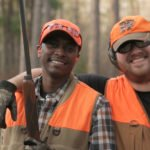 """Friends Pierce and Alex are adults who want to learn about hunting in the new video, """"Awaken the Hunter Within.""""   SUBMITTED"""
