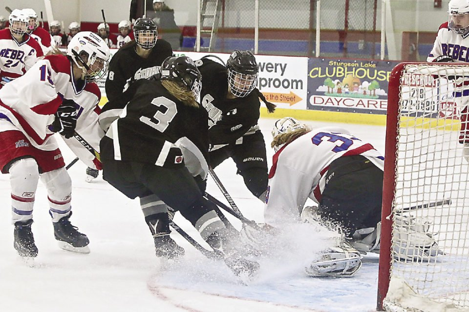 The North Shore Storm hockey teams feature youth from up and down Minnesota's North Shore.