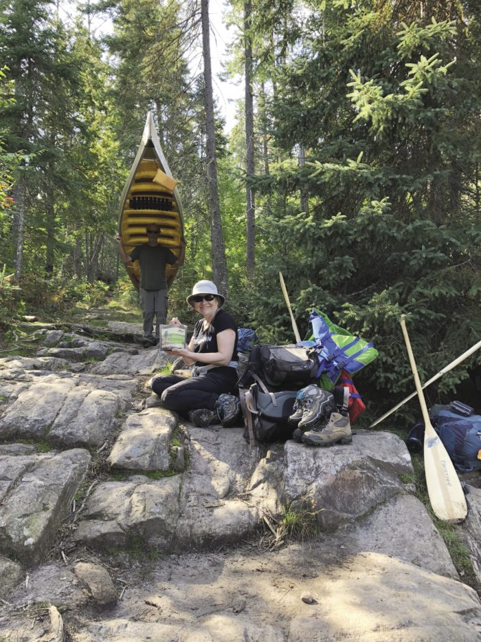 The Mullins family's love of canoeing and the outdoors morphed into a family business, Packit Gourmet.