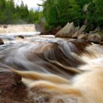 Baptism River Rapids. Photo Contest submission by Walt Huss.
