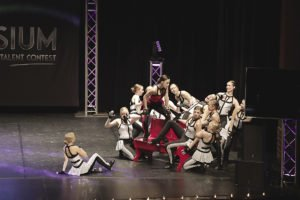 Duluth Dance Center students compete in the area and in the Twin Cities.