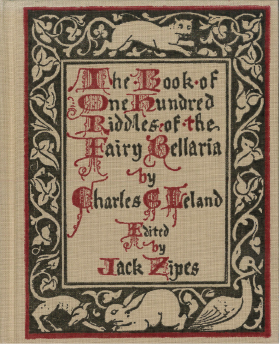 The Book of One Hundred Riddles of the Fairy Bellaria