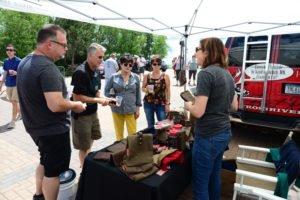 3rd Annual Taste of Duluth, held in Bayfront Park